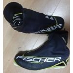 Гоночные лыжные ботинки для классического хода Fischer carbonlite