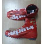 Гоночные лыжные ботинки для классического хода Alpina
