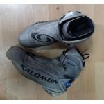 Гоночные лыжные ботинки для конькового хода salomon