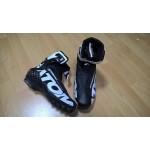 Гоночные лыжные ботинки для конькового хода ATOMIC WORLDCUP SKATE RACER CARBON Б.у.