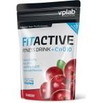Изотонические напитки VPLab FitActive Fitness Drink + Q10 500г.