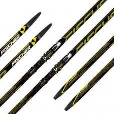 Беговые лыжи для классического хода FISCHER SPEEDMAX CL PLUS MED NIS 12-14г.