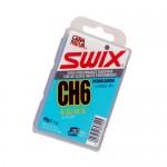 Парафин без содержания фтора SWIX CH6 синий  -6C / -12C