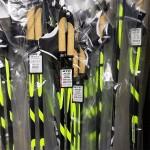 Лыжные палки STC 100% carbon
