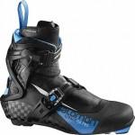 Гоночные лыжные ботинки для конькового хода SALOMON S-RACE SKATE PRO PROLINK