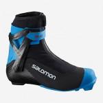 Гоночные лыжные ботинки для конькового хода SALOMON S/LAB CARBON SKATE PROLINK