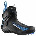 Гоночные лыжные ботинки для конькового хода SALOMON S-RACE SKATE PROLINK