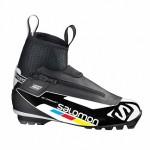 Гоночные лыжные ботинки для классического хода SALOMON RC CARBON
