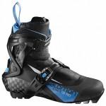 Гоночные лыжные ботинки для конькового хода SALOMON S-RACE SKATE PRO SNS