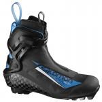 Гоночные лыжные ботинки для конькового хода SALOMON S-RACE SKATE SNS