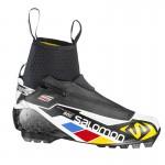 Гоночные лыжные ботинки для классического хода SALOMON S-Lab CLASSIC RACER